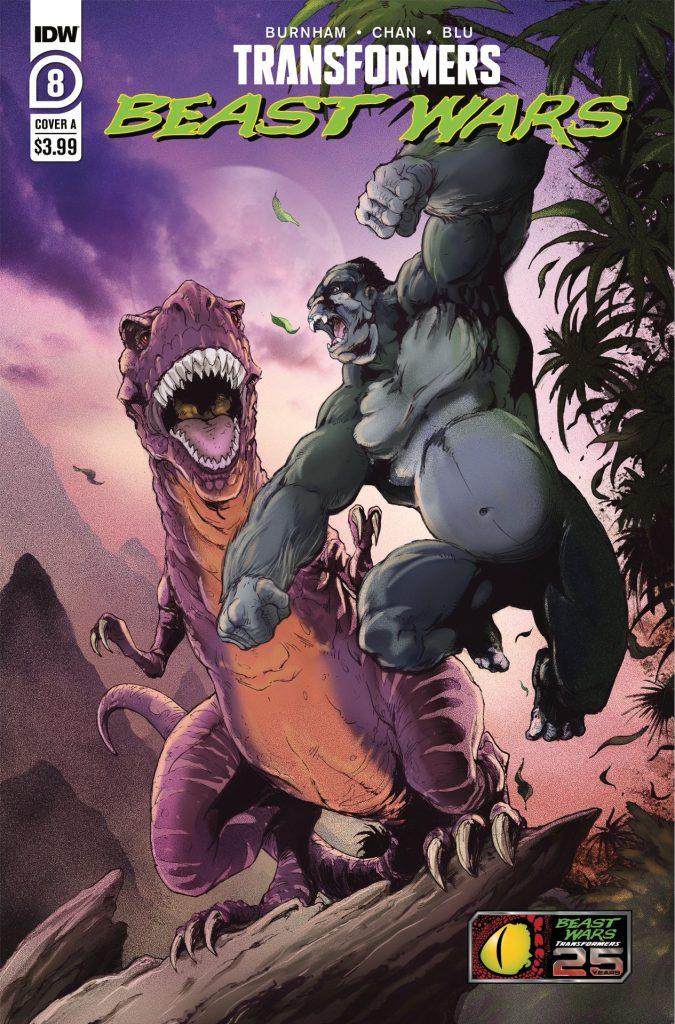 Transformers: Beast Wars #8