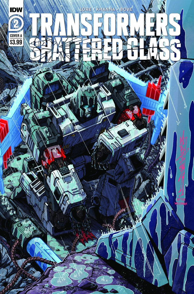 Transformers: Shattered Glass #2 (of 5)