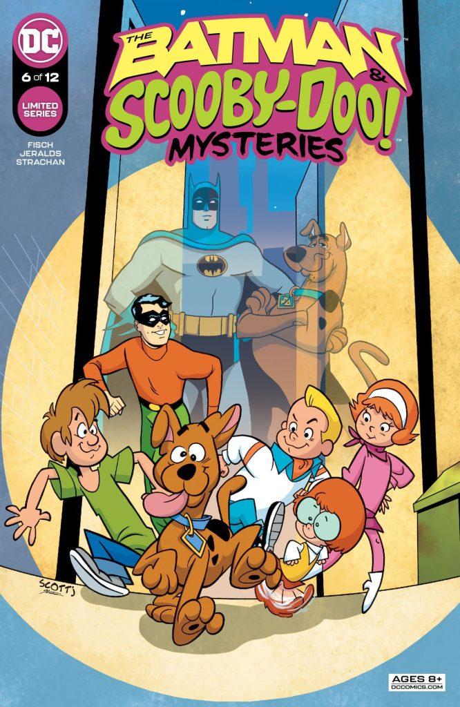 The Batman & Scooby-Doo Mysteries #6