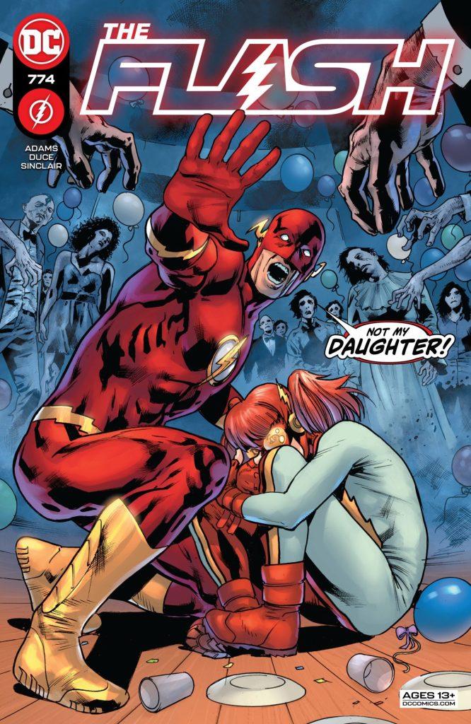 The Flash #774