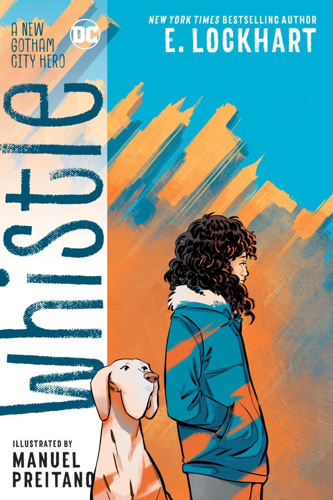 Whistle: A New Gotham City Hero
