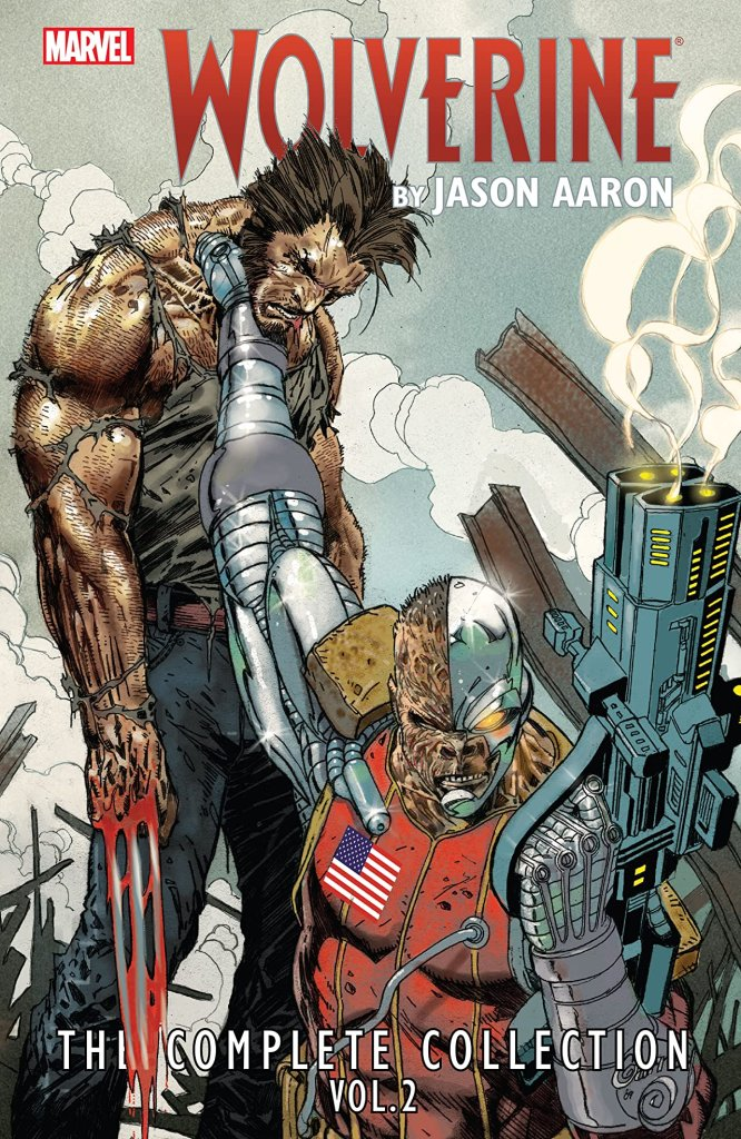 Wolverine by Jason Aaron Complete Collection Vol. 2
