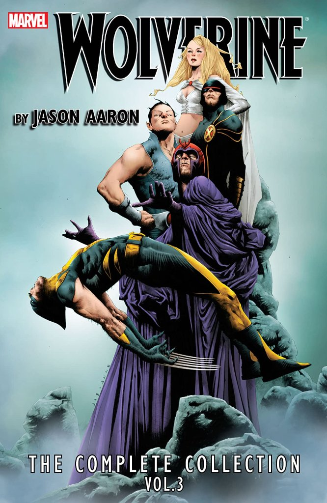 Wolverine by Jason Aaron Complete Collection Vol. 3