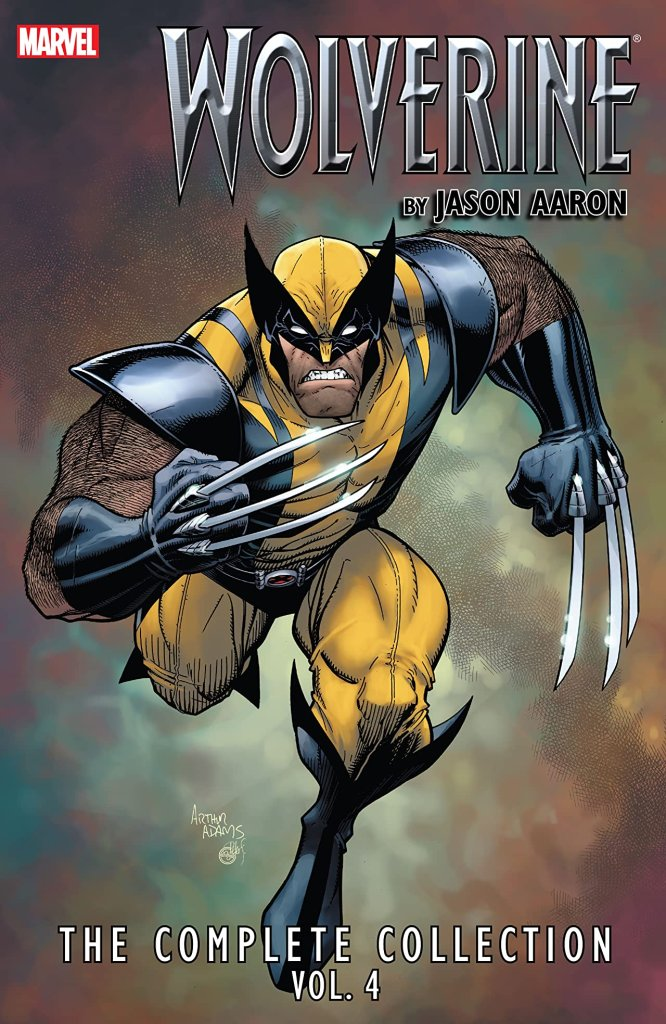 Wolverine by Jason Aaron Complete Collection Vol. 4