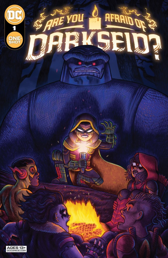Are You Afraid of Darkseid? #1