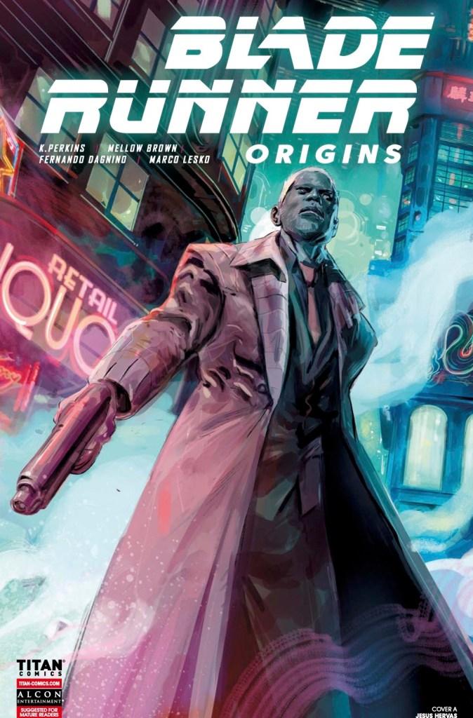 Blade Runner: Origins #7