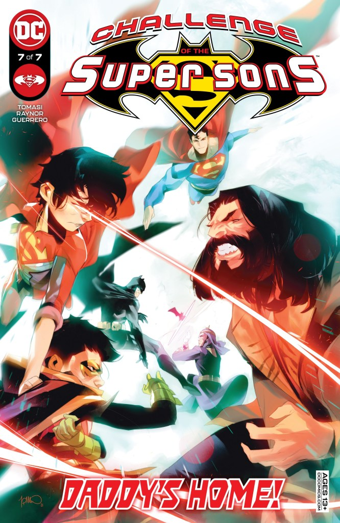 Challenge of the Super Sons #7 (of 7)