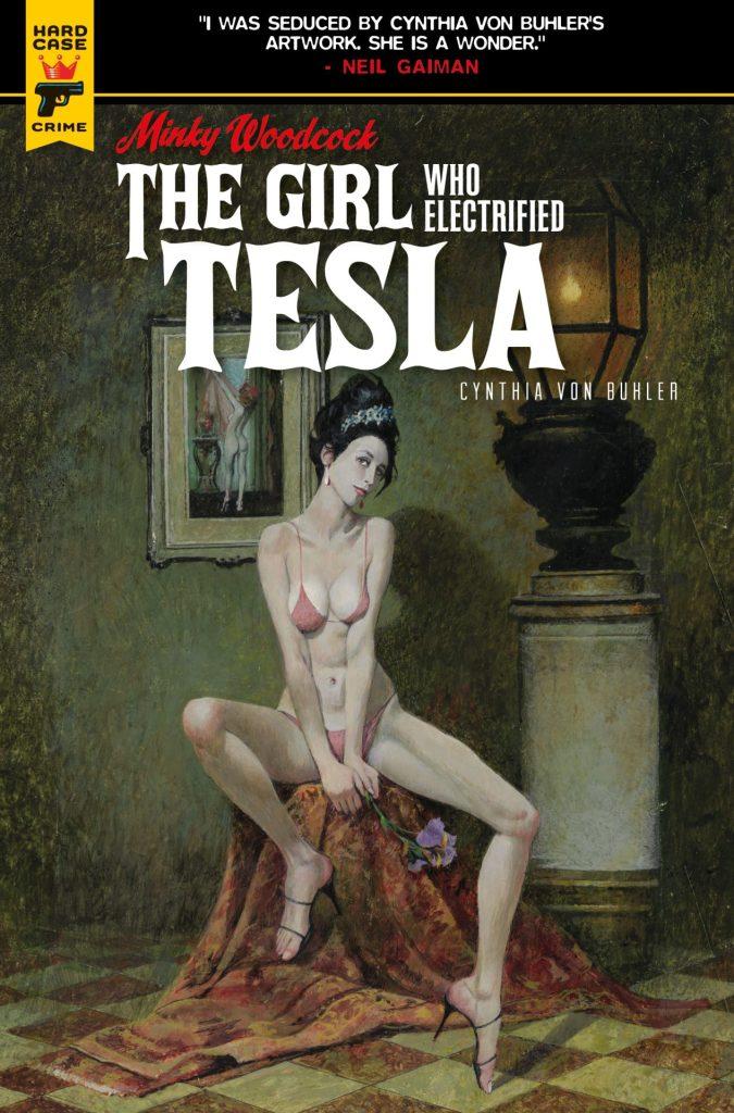 Minky Woodcock: The Girl Who Electrified Tesla