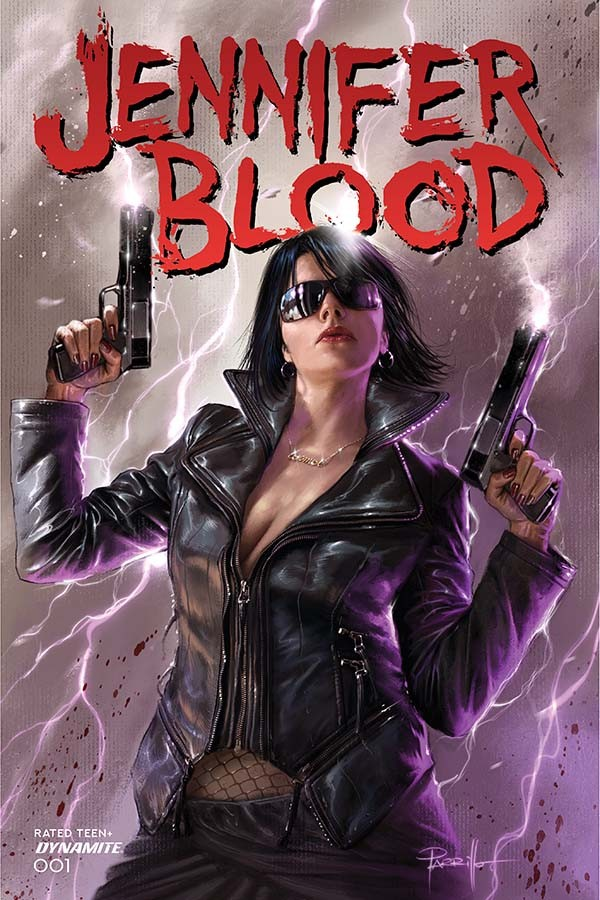 Jennifer Blood (Vol. 2) #1