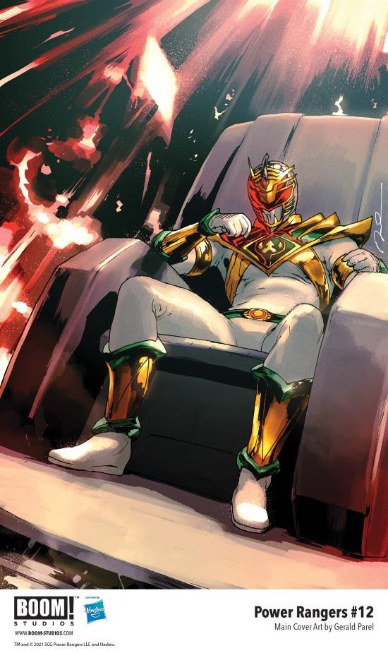 Power Rangers #12