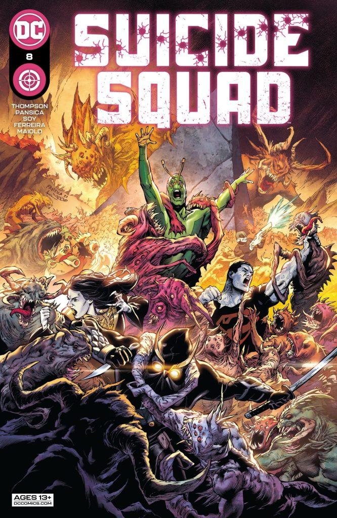 Suicide Squad #8