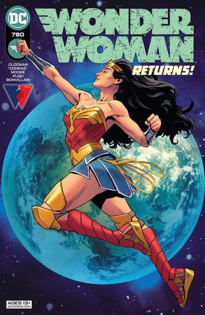 Wonder Woman #780