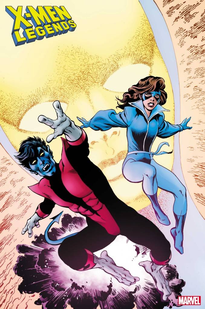 X-Men Legends #12