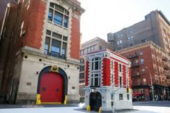 Ghostbusters Firehouse 4