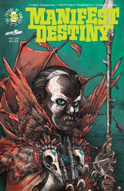 MANIFEST DESTINY #29