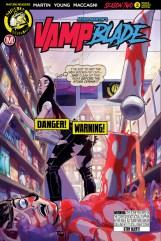 Vampblade Season 2 #2 Cover B