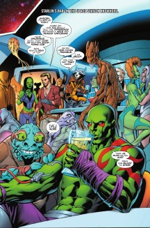 GUARDIANS OF THE GALAXY MOTHER ENTROPY #1 5
