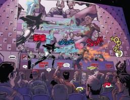 Vampblade Season 2 #3 Pages 2-3