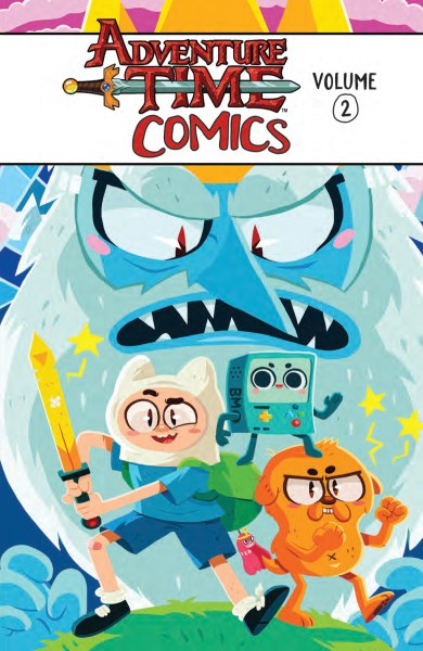 Preview  Adventure Time Comics  7   Graphic Policy Preview  Adventure Time Comics Vol  2 SC