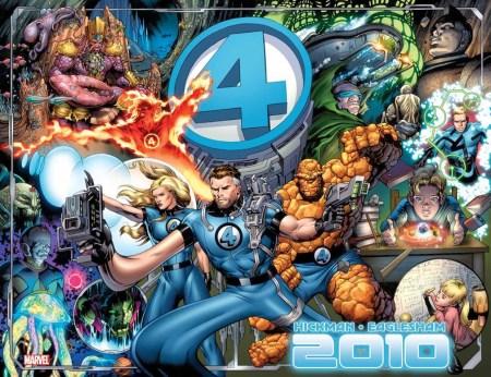 Fantastic Four 2010