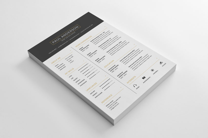 Free Resume with Business Card Free Resume with Business Card  Free Resume  prev