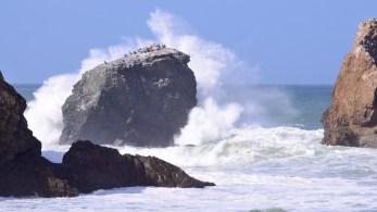 We've got waves.