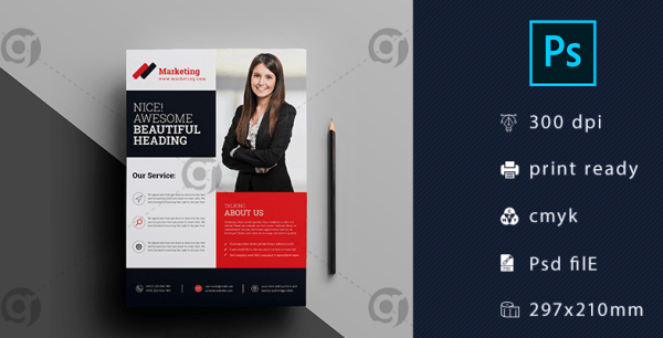 Corporate Flyer Template Download