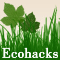 Ecohacks Entrecard Design