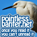 Pointless banter Entrecard Design
