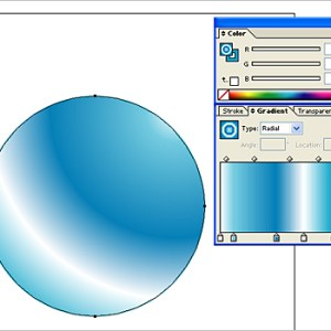 Tutorial: How to create a shiny Web 2.0 button in Illustrator