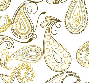 New Photoshop Brushes – Paisley Designs