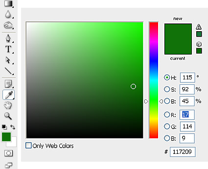 Make your own St. Patricks Day apron in three easy steps 2