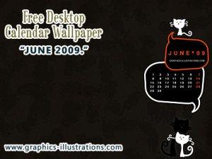 Free Desktop Calendar Wallpaper