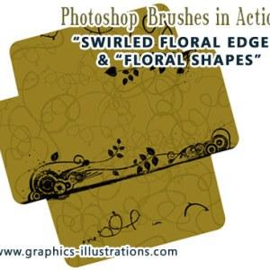 Photoshop Brushes in Action: Envelope Design