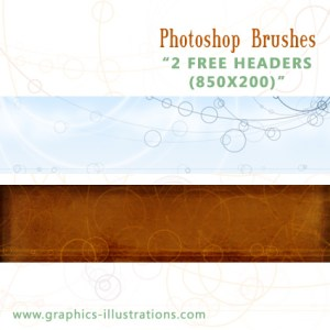 """Free Blog/Web header and a """"final touch"""" competition"""