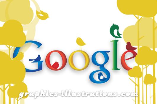 Google and Graphics-Illustrations.Com