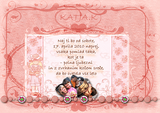 Wedding Photo Album by Mojca