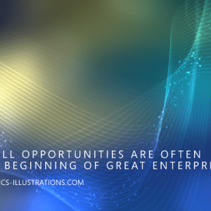 This World is Full of Opportunities – Desktop Wallpaper