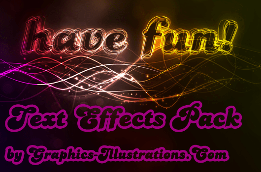 8 Stunning Photoshop Text Effects!