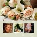 Wedding Album Template: Sweet Memories
