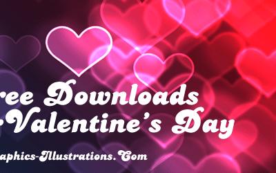 Free Downloads forValentine's Day