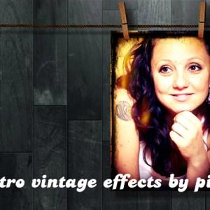 How to Create Retro and Vintage Effects Online