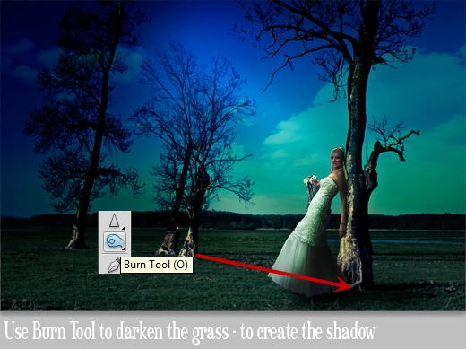 Wedding Photo Manipulation, Tutorial