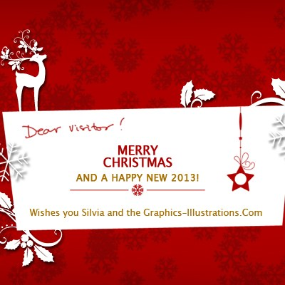 Merry Christmas and a Happy New 2013!