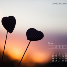 Calendar May 2014 Desktop Wall Papers FREE DOWNLOAD