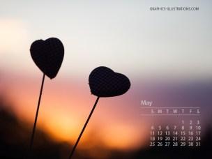 Calendar May 2014 Desktop Wall Papers FREE DOWNLOAD