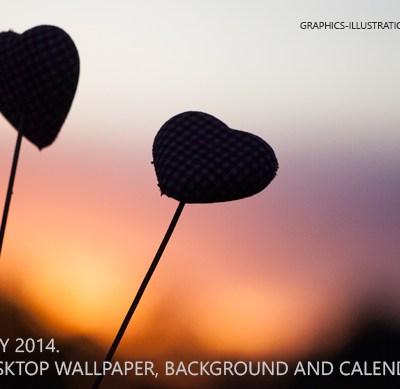 Graphics-Illustrations.Com May 2014 Calendar Wallpaper Desktop Background