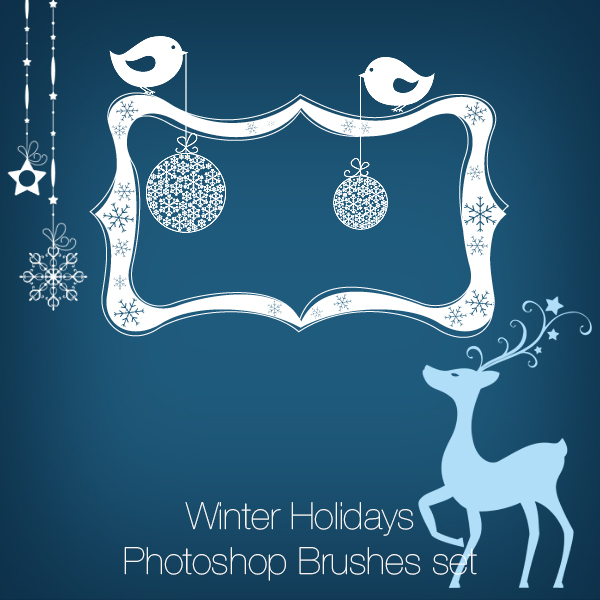 Winter Holidays / Christmas Clip Art
