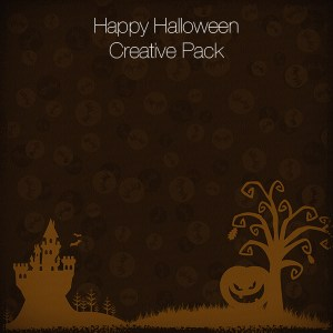 Happy Halloween Creative Pack