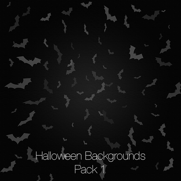 Halloween Backgrounds Pack 1